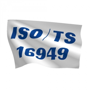 TUV certified ISO / TS 16949: 2009