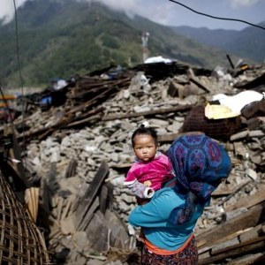 Helping hands from RPS to Nepal earthquake victims