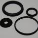 Seal and O-ring